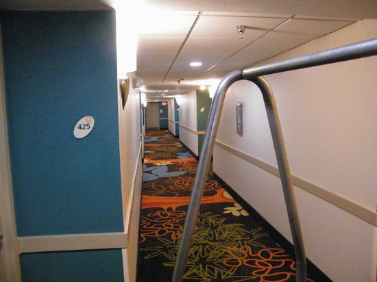 La Quinta Inn & Suites San Diego Mission Bay: hall