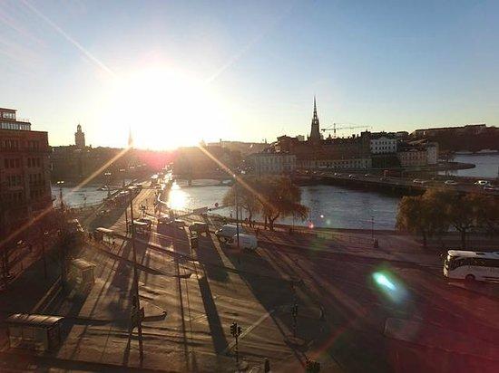 Sheraton Stockholm Hotel: Blick nach Gamla Stan