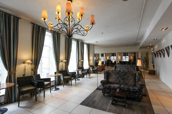 Hotel Kong Arthur: The lounge