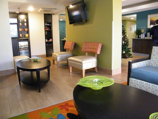 La Quinta Inn & Suites San Diego Mission Bay: lobby