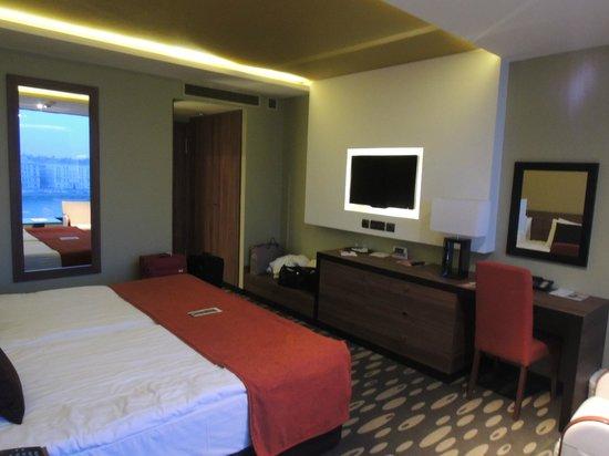 Boutique Hotel Victoria Budapest : Room