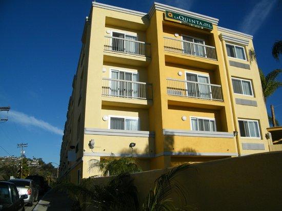 La Quinta Inn & Suites San Diego Mission Bay: exterior