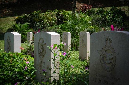 Commonwealth War Cemetery, Kandy