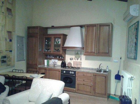 Suite d'Artista: cucina suite Di Silvestre