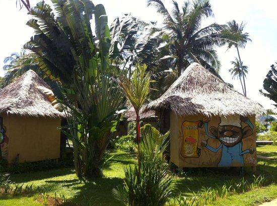 Monkey Island Resort: Anlage