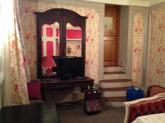 Hotel Residence Chalgrin: ingresso -standard