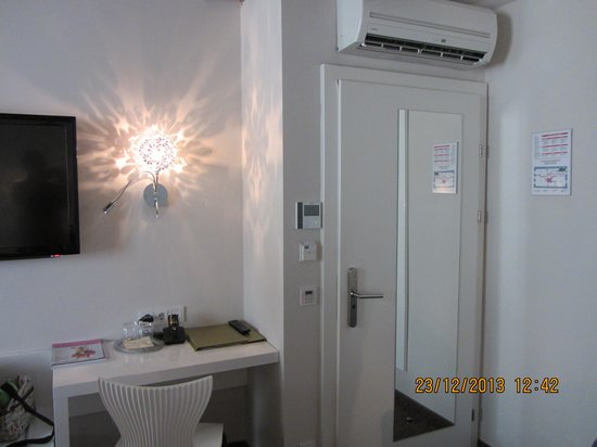 Hotel Am Dom: Quad room