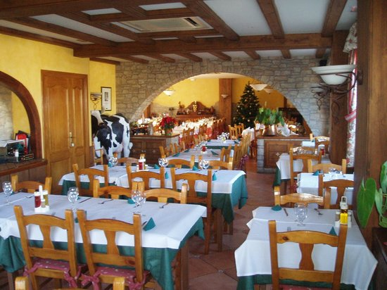 Hotel Roca : Comedor