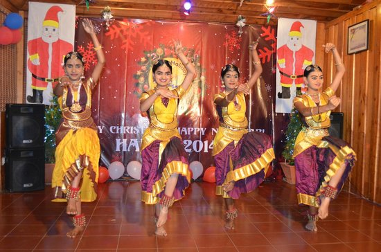 Thekkady - Woods n Spice, A Sterling Holidays Resort: christmas event
