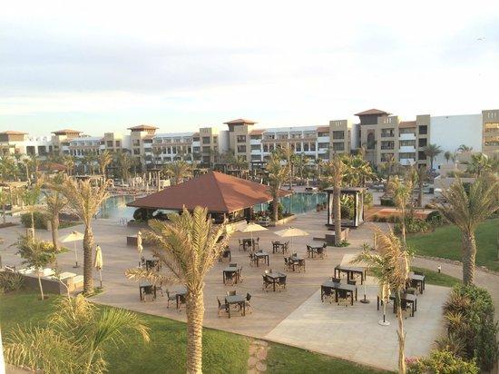 Hotel Riu Palace Tikida Agadir : Spacious resort