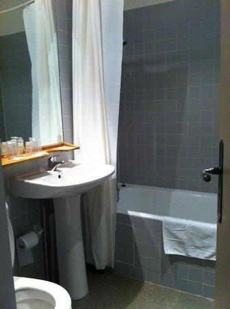 La Bastide du Roy Rene: bagno