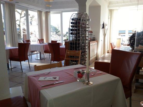 Hotel Helvetia: Restaurant