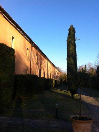 La Bastide du Roy Rene: esterno