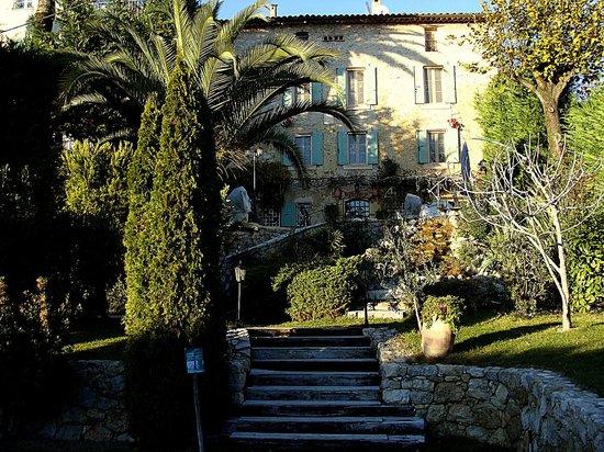 La Bastide des Anges : the house