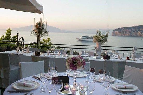 Wedding location in Sorrento - Picture of Terrazza delle Sirene ...