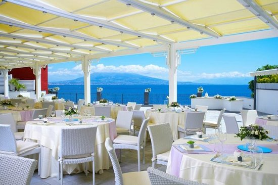 Dancing! - Terrazza delle Sirene, Sorrento Traveller Reviews ...