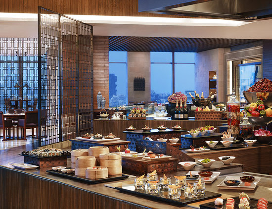 Image result for the saint regis mumbai food