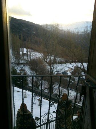 Casa La Abadia: vistas