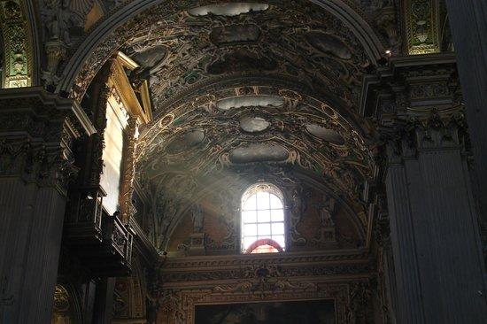 Cappella Colleoni: Giochi di luce