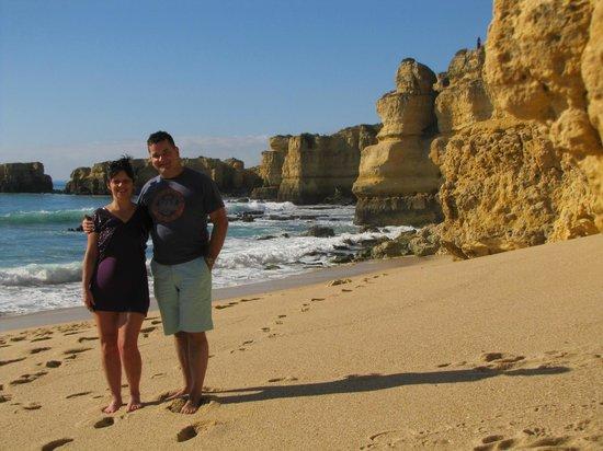 Varandas de Albufeira: Praia Coelha