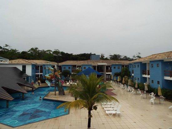 Brisa da Praia Hotel: Jardim do Hotel