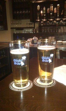 Glöckl Bräu: Homemade beer