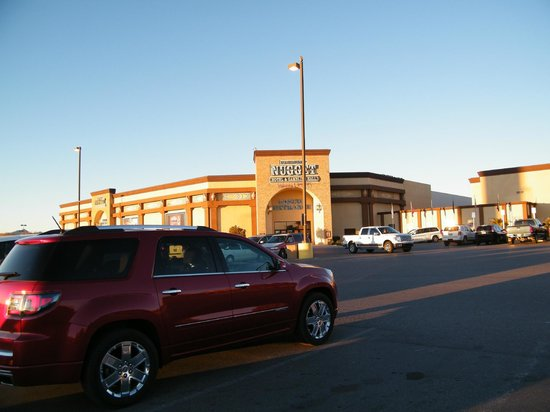The Pahrump Nugget Casino