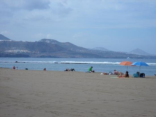 Playa de Las Canteras : Beach
