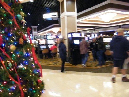 The Pahrump Nugget Casino: interior