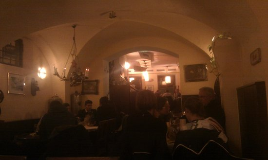 Glockl Brau: Inside