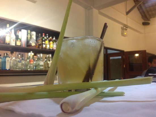 the balcony by Lanith: Lemongrass Refresher