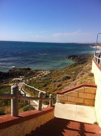 Trigg Retreat Bed & Breakfast: Playa de Trigg