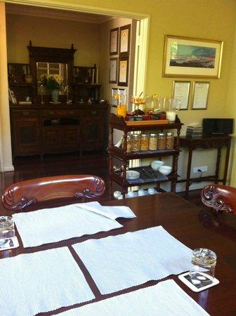 Trigg Retreat Bed & Breakfast: Salón
