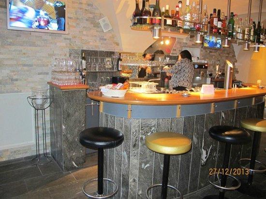 Ambiente Hotel Freieck : Bar