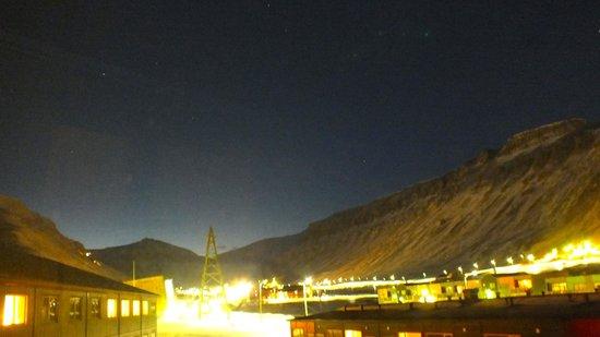 Radisson Blu Polar Hotel, Spitsbergen, Longyearbyen: View from the room 232
