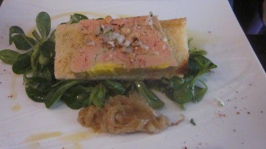 Pouic-Pouic : Filet mit Fois Gras