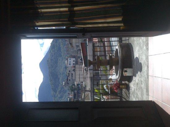 Hotel y Posada Ratzan: vista desde la habitación