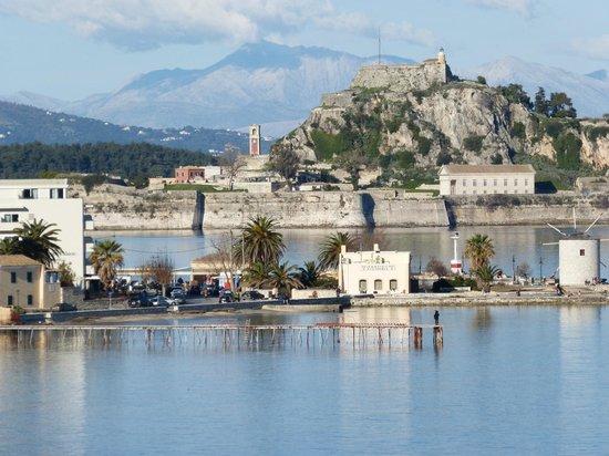 Corfú, Grecia: Old Fortress Corfu