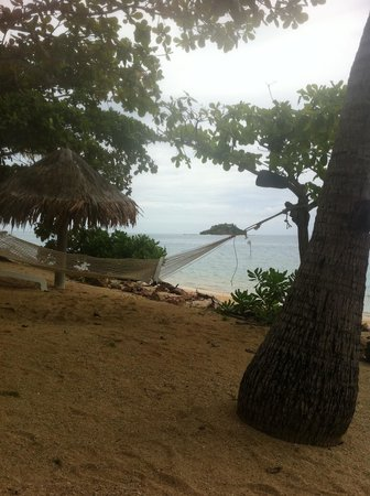 Malolo Island Resort: The front of the bure