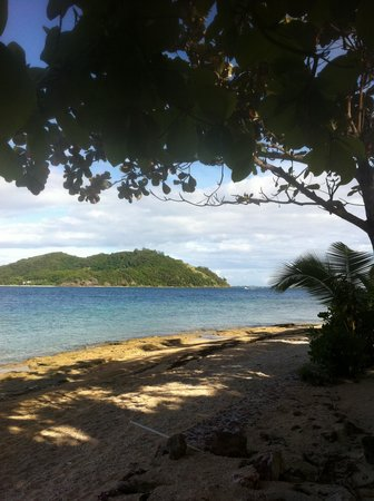 Malolo Island Resort : View all around