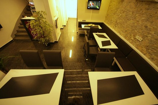 Comfort Suite Istiklal: Lobby
