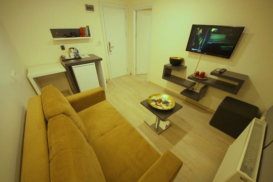 Comfort Suite Istiklal: Deluxe room