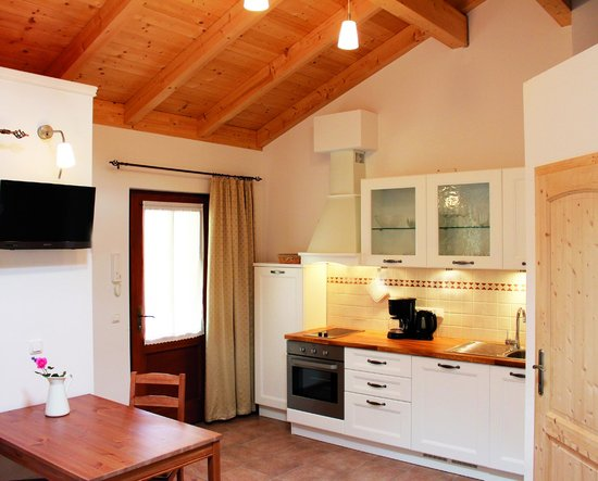 Casa Monticello: Komplett eingerichtete Küche