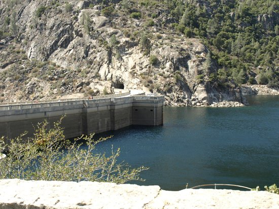 Hetch Hetchy Reservoir: The Dam