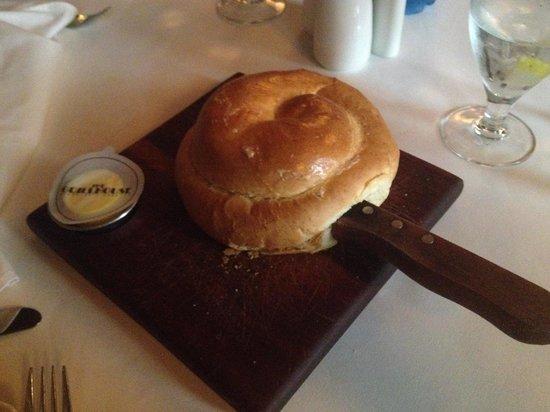 The Grillhouse Rosebank: Delightful bread