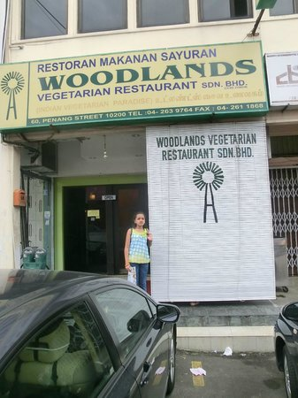 Woodlands Vegetarian Restaurant
