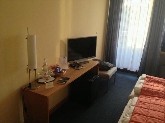 Hotel Aquino: camera