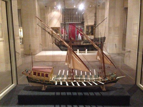 Malta Maritime Museum: Model ships