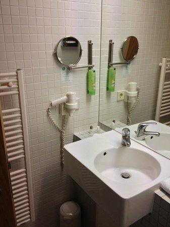 Hotel Aquino: bagno