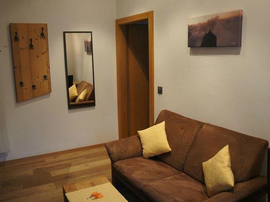 Alpine Lodge : Wohnraum